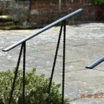 Custom made handrails